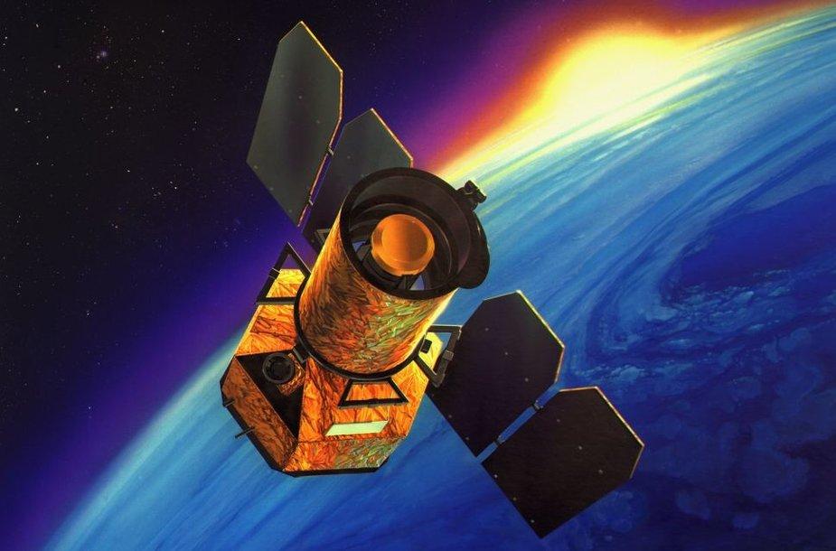 "Kosminis teleskopas ""Galex"""