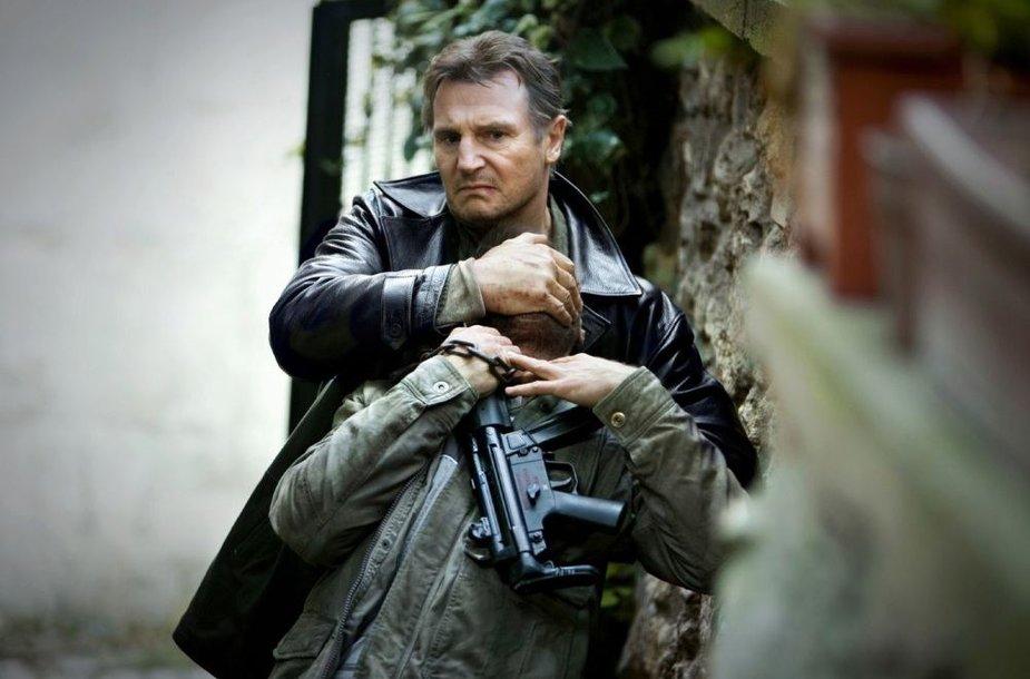 """Liamas Neesonas filme """"Pagrobimas 2: neišvengiamas kerštas"""""""