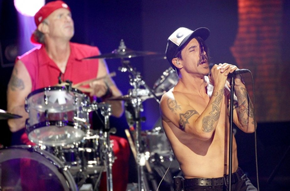 """Grupė """"Red Hot Chili Peppers"""""""