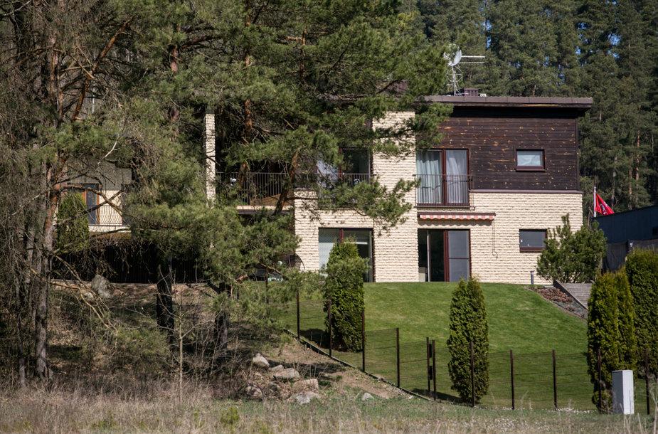 Sauliaus Skvernelio namai