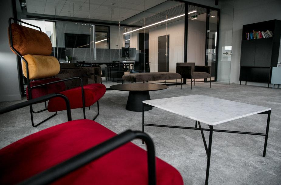 "Naujas ""NFQ Technologies"" biuras Vilniuje"