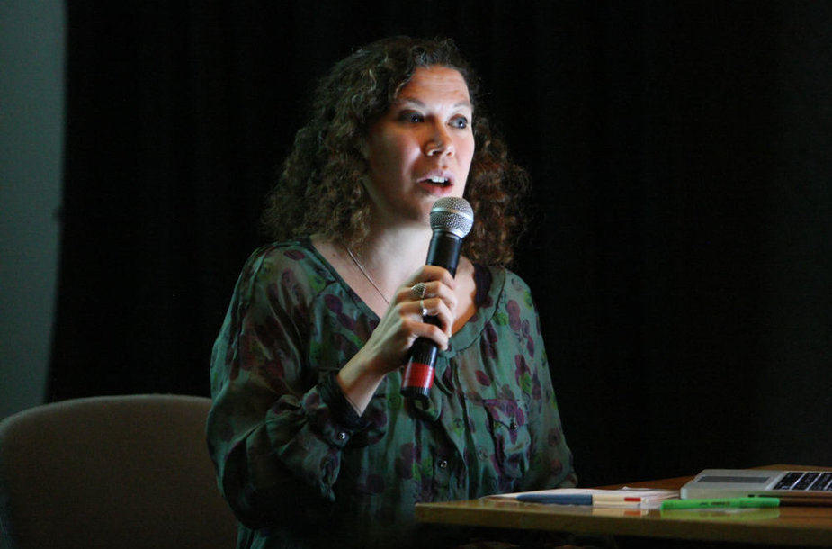 Lektorė Sarah Trevillard
