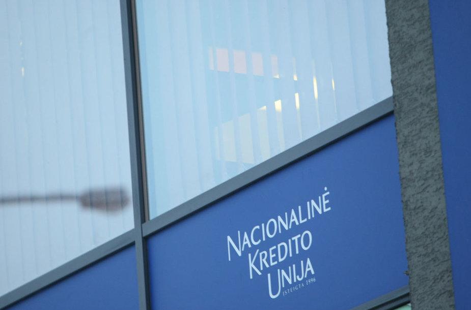 Nacionalinė kredito unija