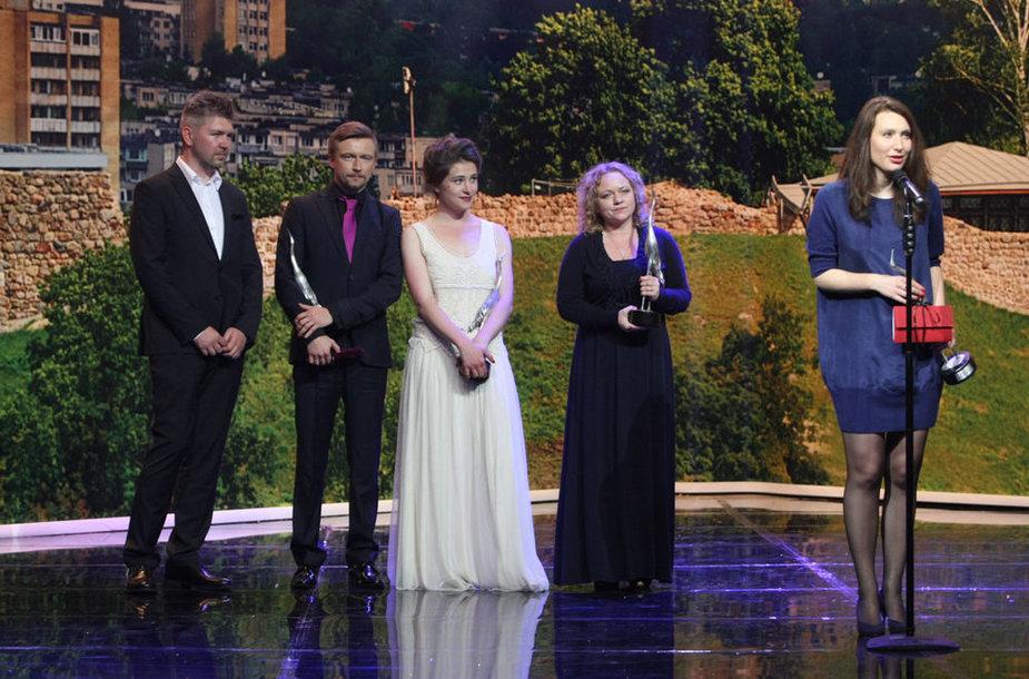 """""""Sidabrinių gervių 2013"""" apdovanojimų ceremonija"""