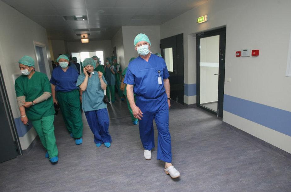 VUL Santariškių klinikų Plastinės  ir rekonstrukcinės chirurgijos centras