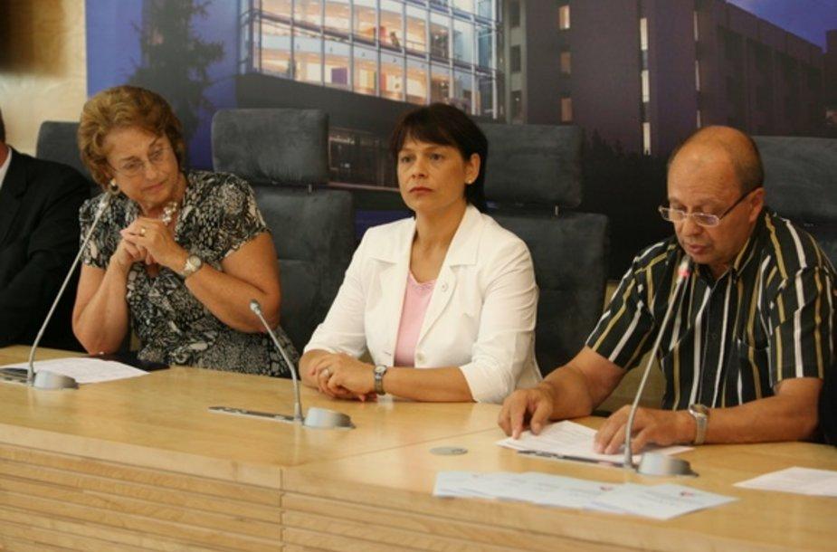 Pasaulio lietuvių bendruomenių atstovai susirinko į suvažiavimą Seime.