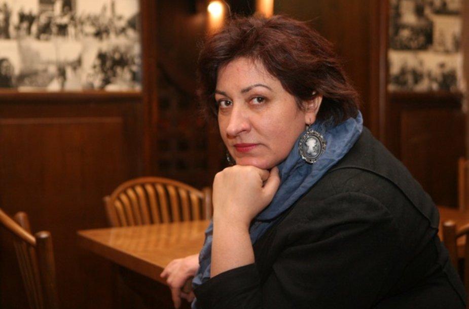 Ramunė Kudzmanaitė
