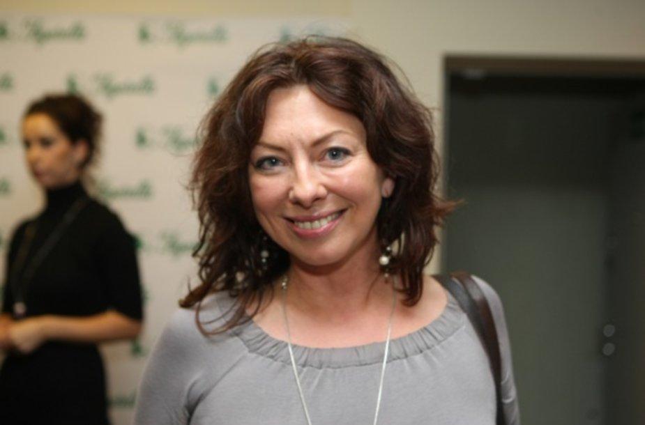 Daiva Tamošiūnaitė-Budrė