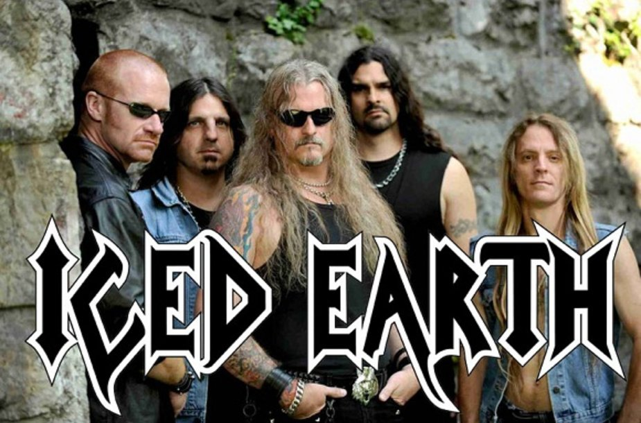 """Iced Earth"""