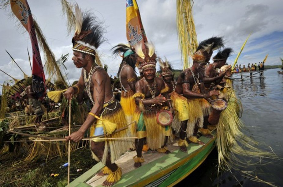 Papua Naujoji Gvinėja