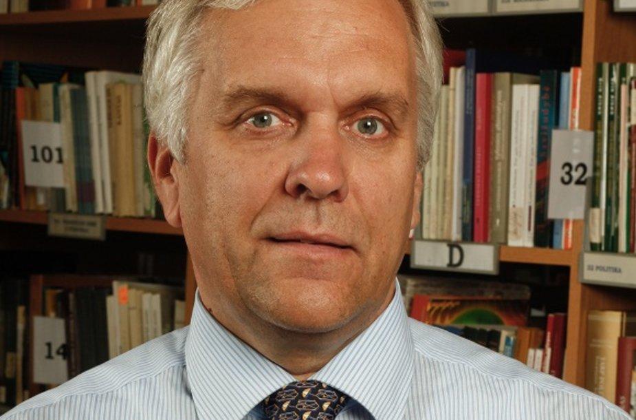 Prof. Alvydas Jokubaitis