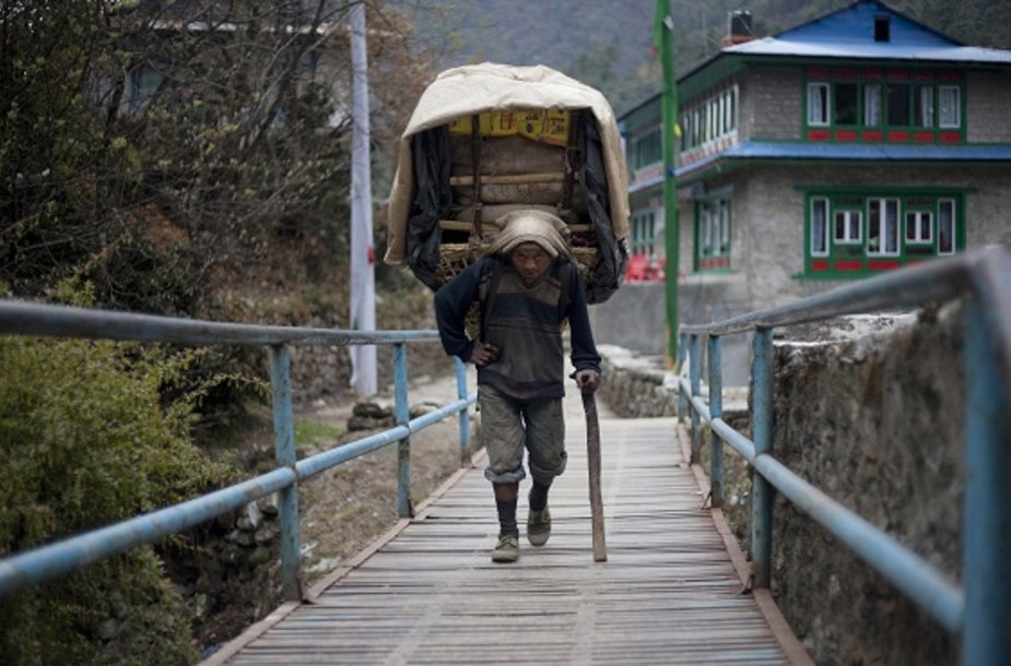 Gyvenimas Nepale
