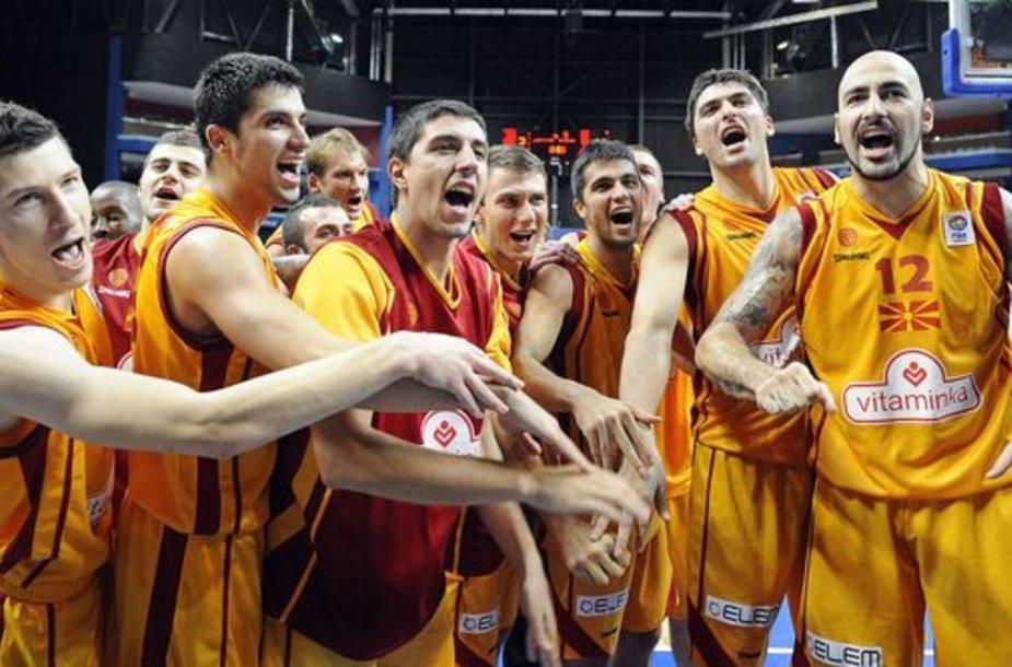 Makedonų džiaugsmas