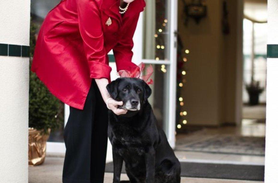 JAV ambasadorė Anne Elizabeth Derse