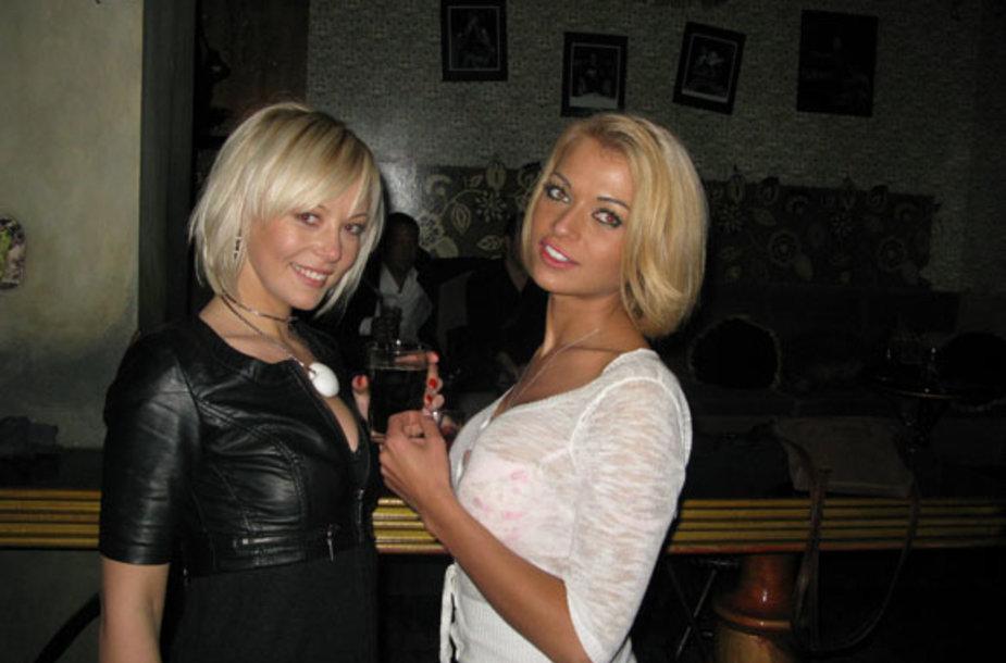 Genutė Žalienė ir Vilija Pilibaitytė-Mia