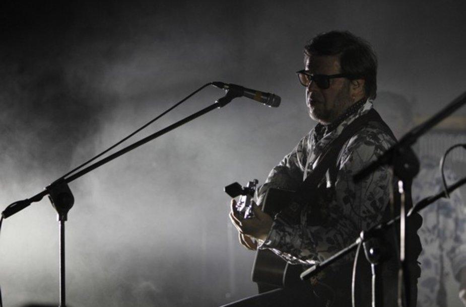 Roko atlikėjo B.Grebenščikovo koncertas