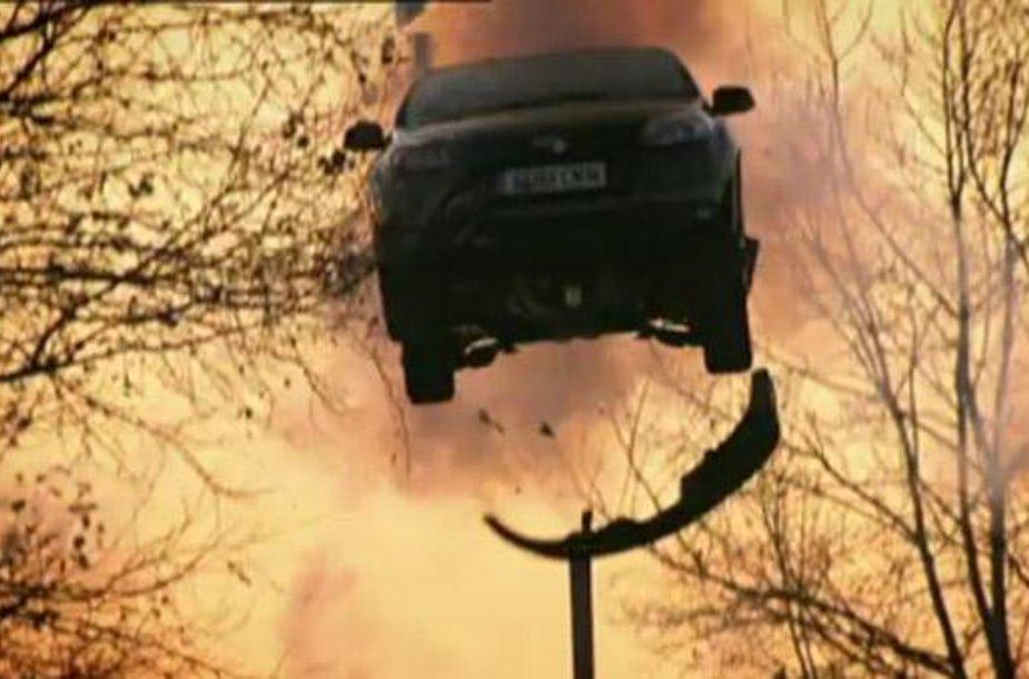 """Top Gear"" anonsas"