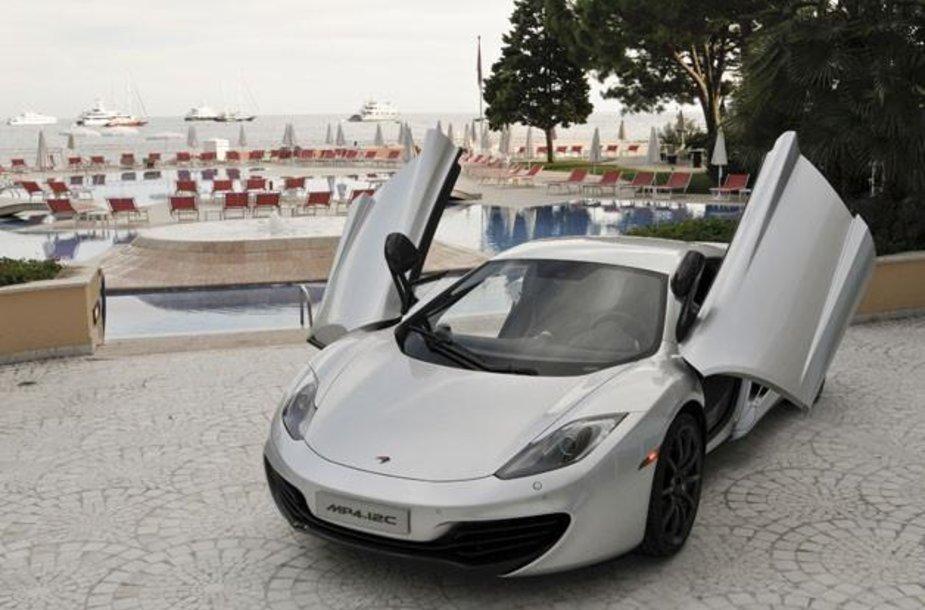 """McLaren MP4-12C"" Monake"