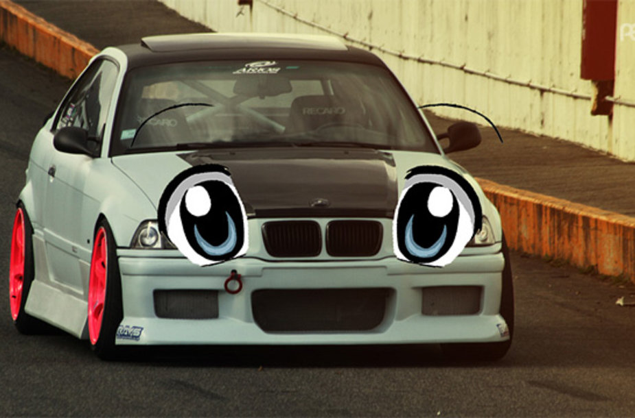 PER4M MAG: BMW kuris šypsosi – nebent tik Japonijoje...