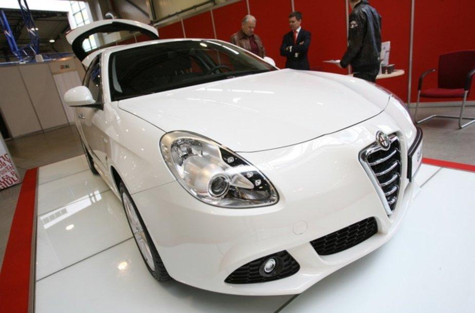 """Alfa Romeo Giulietta"""