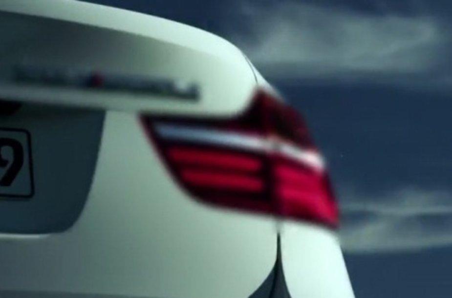 Mistinis BMW X6 M gali būti varomas dyzelinu