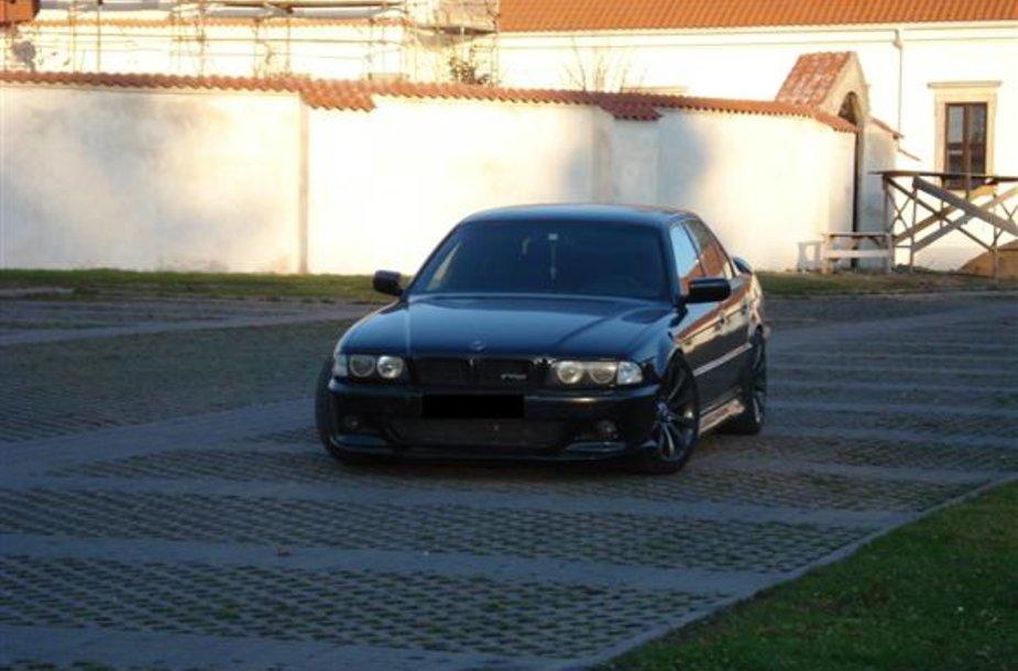 """BMW 740 Hamann"""
