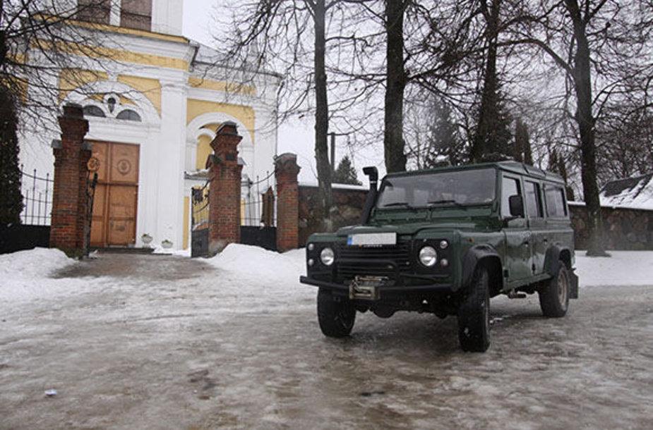 """Kunigo Martinkaus """"Land Rover Defender"""""""