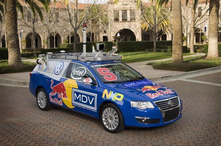 "Autonominis ""Volkswagen Passat"""