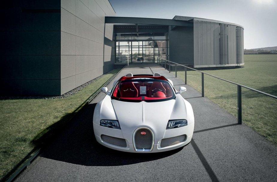"""Bugatti Veyron Grand Sport Wei Long"""