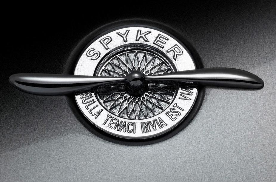 """Spyker"" ženklelis"