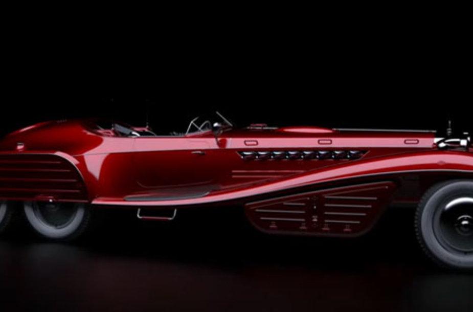 """""""V16 Hydra Schmidt Roadster"""""""