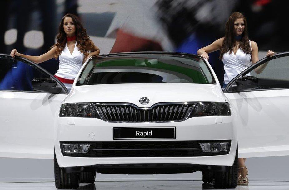 """Škoda Rapid"""