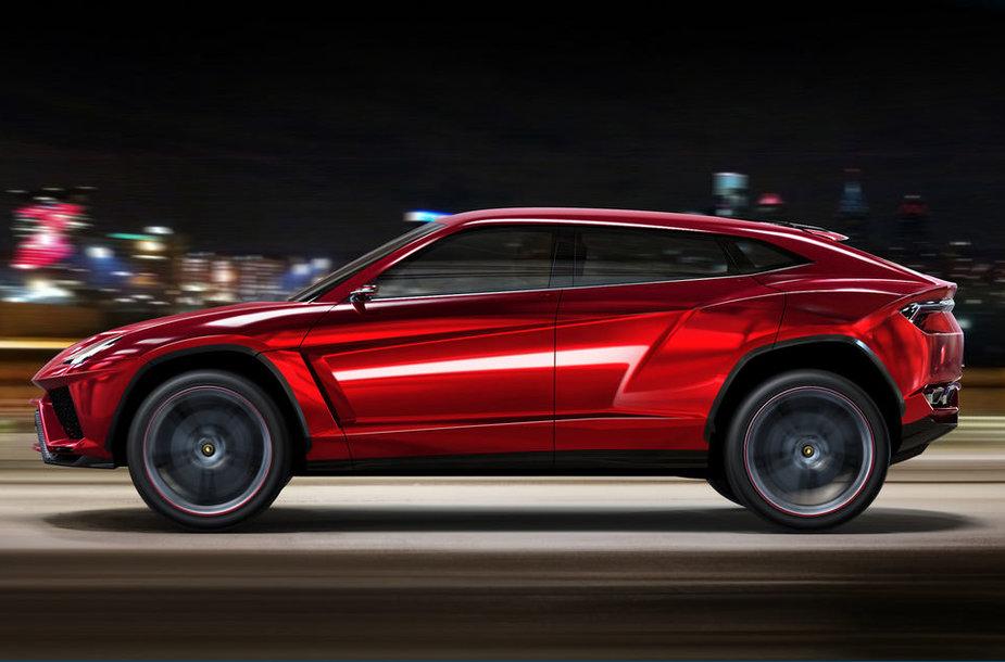 """Lamborghini Urus"" koncepcija"
