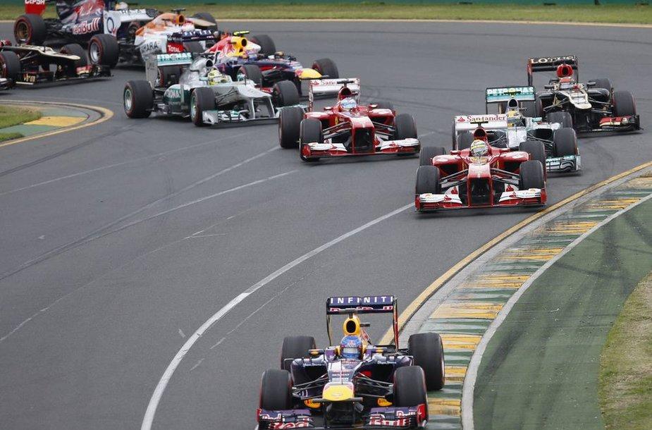 F-1 Australijos Didžiojo Prizo lenktynės
