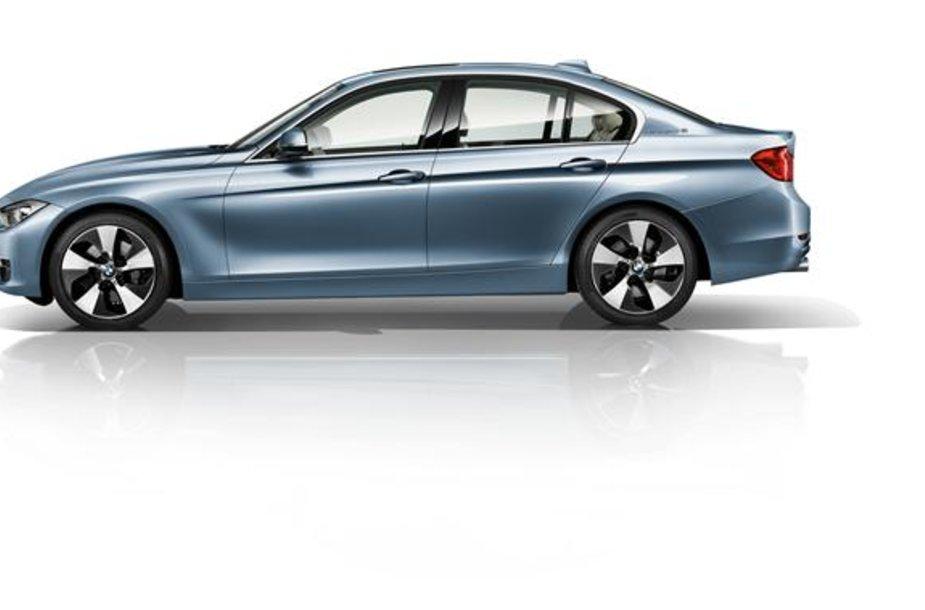 """BMW 3 serijos """"ActiveHybrid"""" sedanas"""