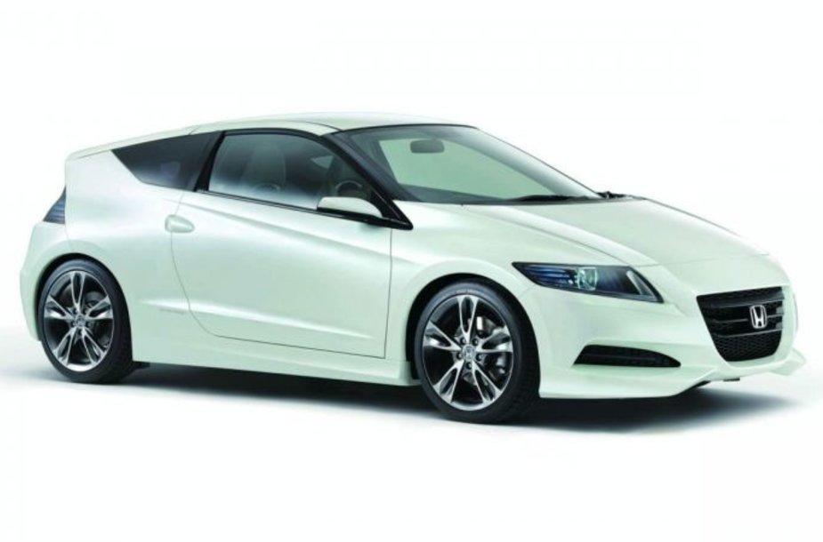 """""""Honda CR-Z"""" koncepcija – gamyklos durys atviros"""