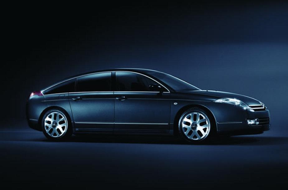 "Naujas ""Citroen"" 3,0 l V6 HDi dyzelinis variklis"