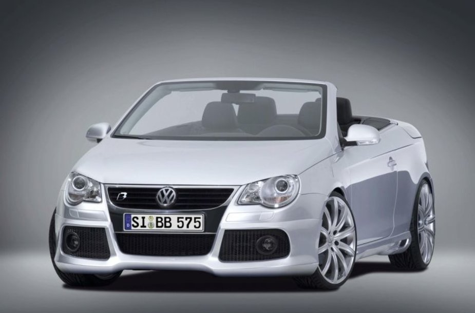 "Stilingas ""B&B Volkswagen Eos"" nustebins savo galia"