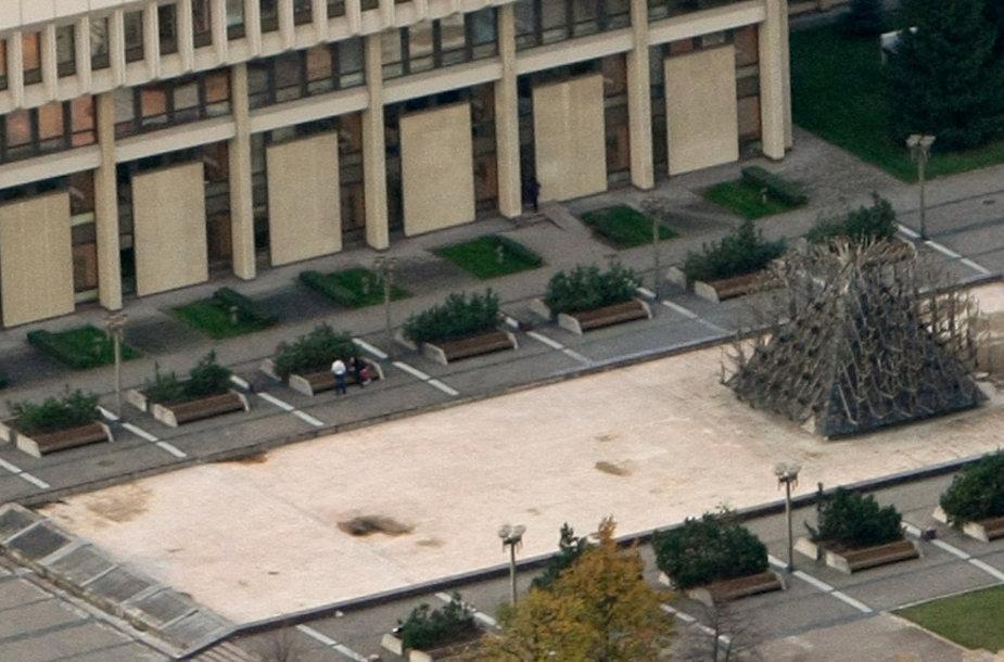 Fontanas prie Seimo rūmų