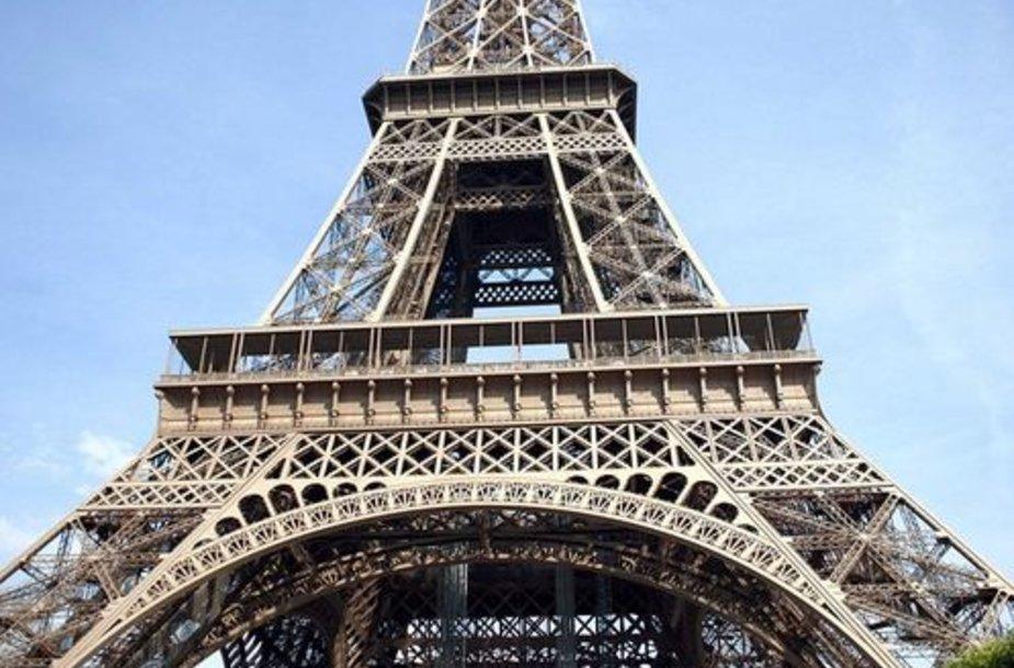 Sirijos demonstrantai Paryžiuje