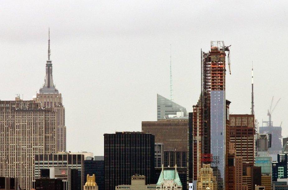 Niujorkas po audros Sandy