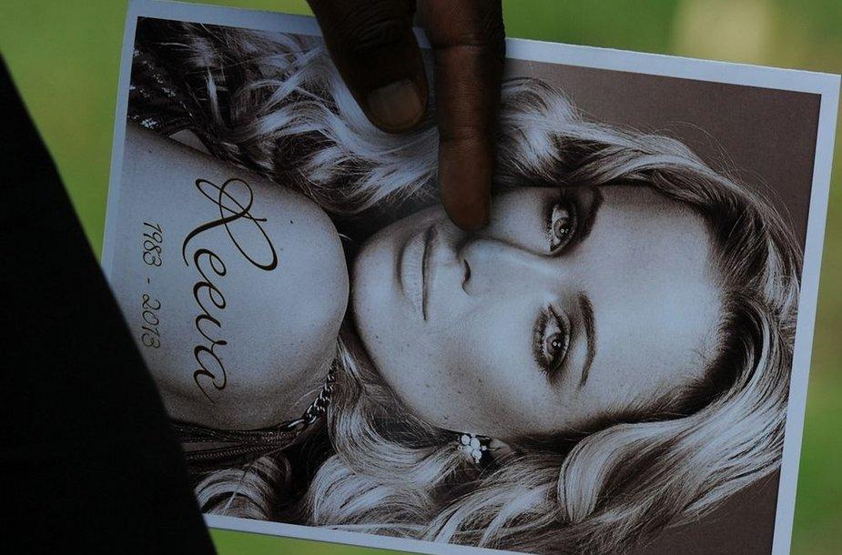 Reevos Steenkamp portretas