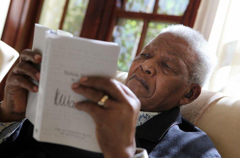 Nelsonas Mandela (2011 m.)