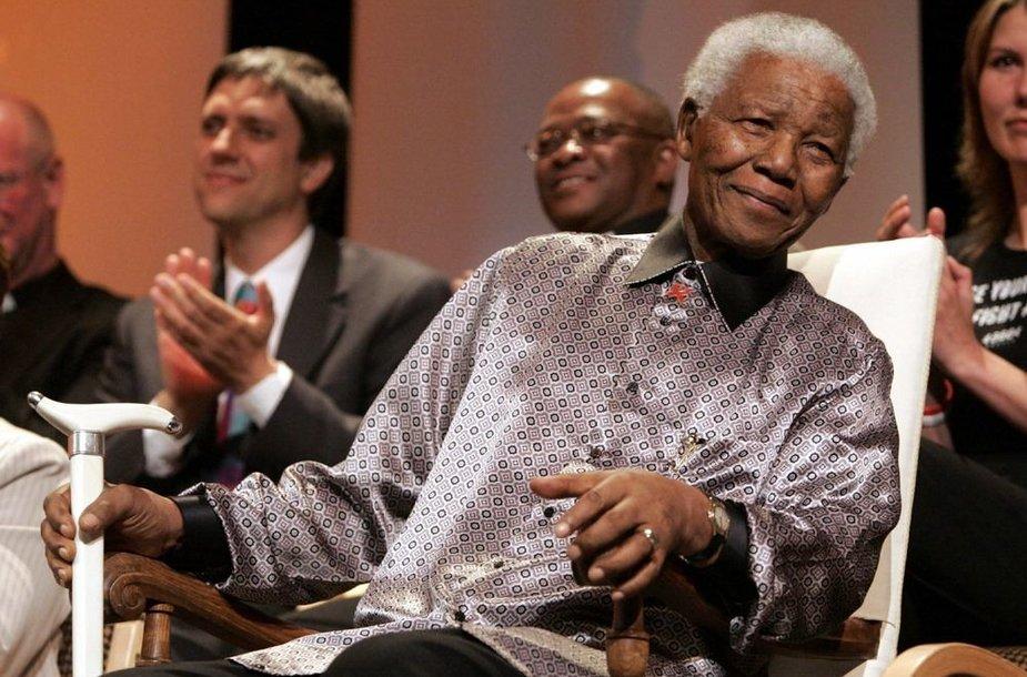 Nelson Mandela (2005 m.)