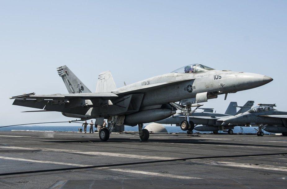 """F/A-18F Super Hornet"""