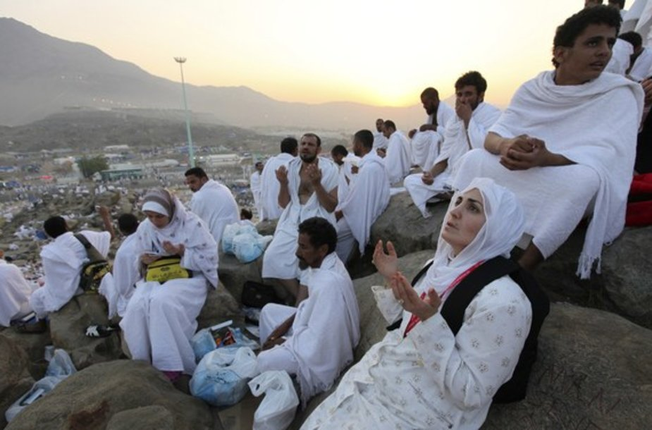 Musulmonų piligrimai