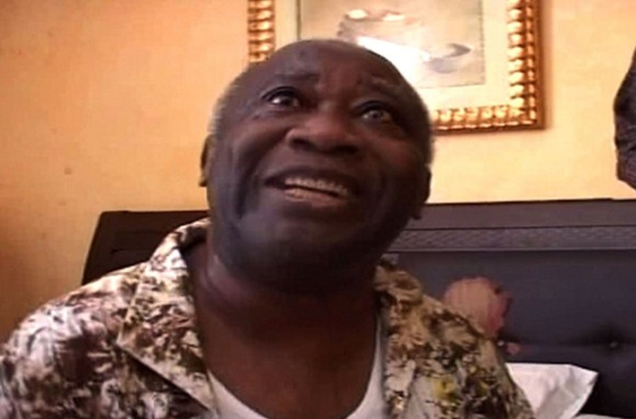 Laurent'as Gbagbo