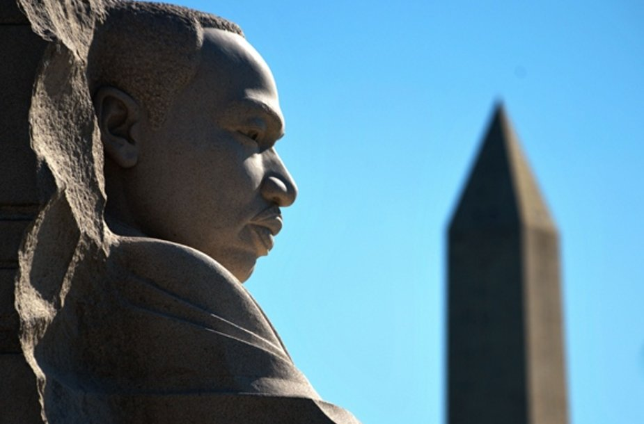 Martino Lutherio Kingo jaunesniojo monumentas