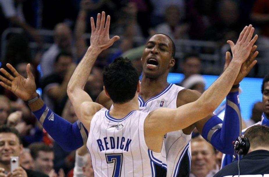 Orlando krepšininkai pasiekė dvi įspūdingas pergales iš eilės