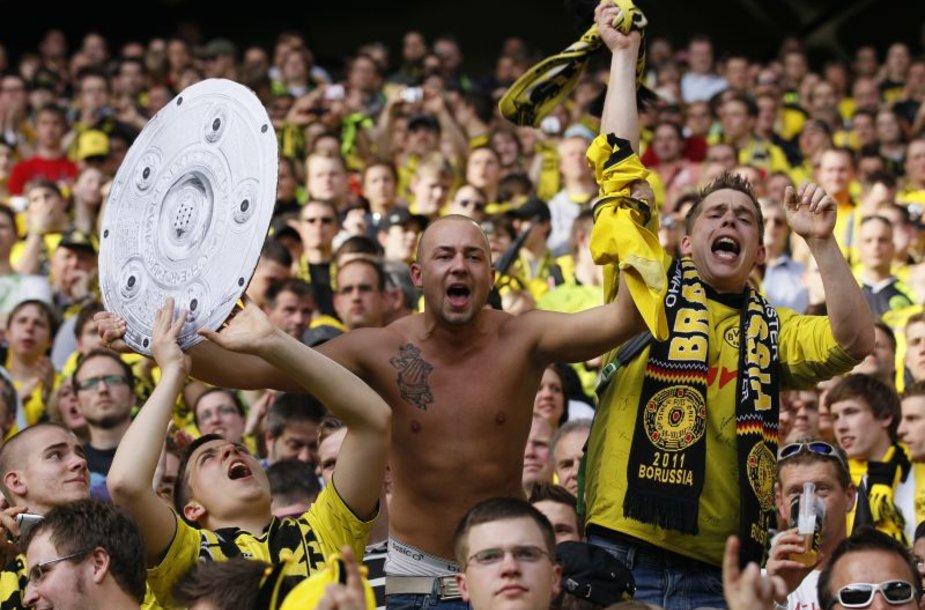 Dortmundo gerbėjai